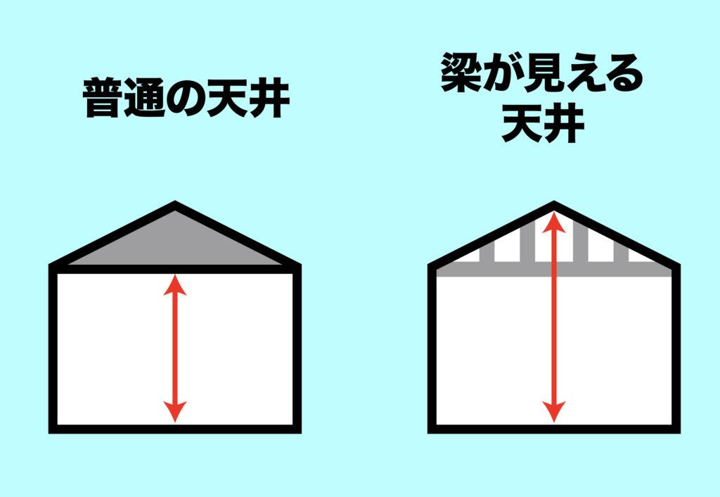 天井の解説